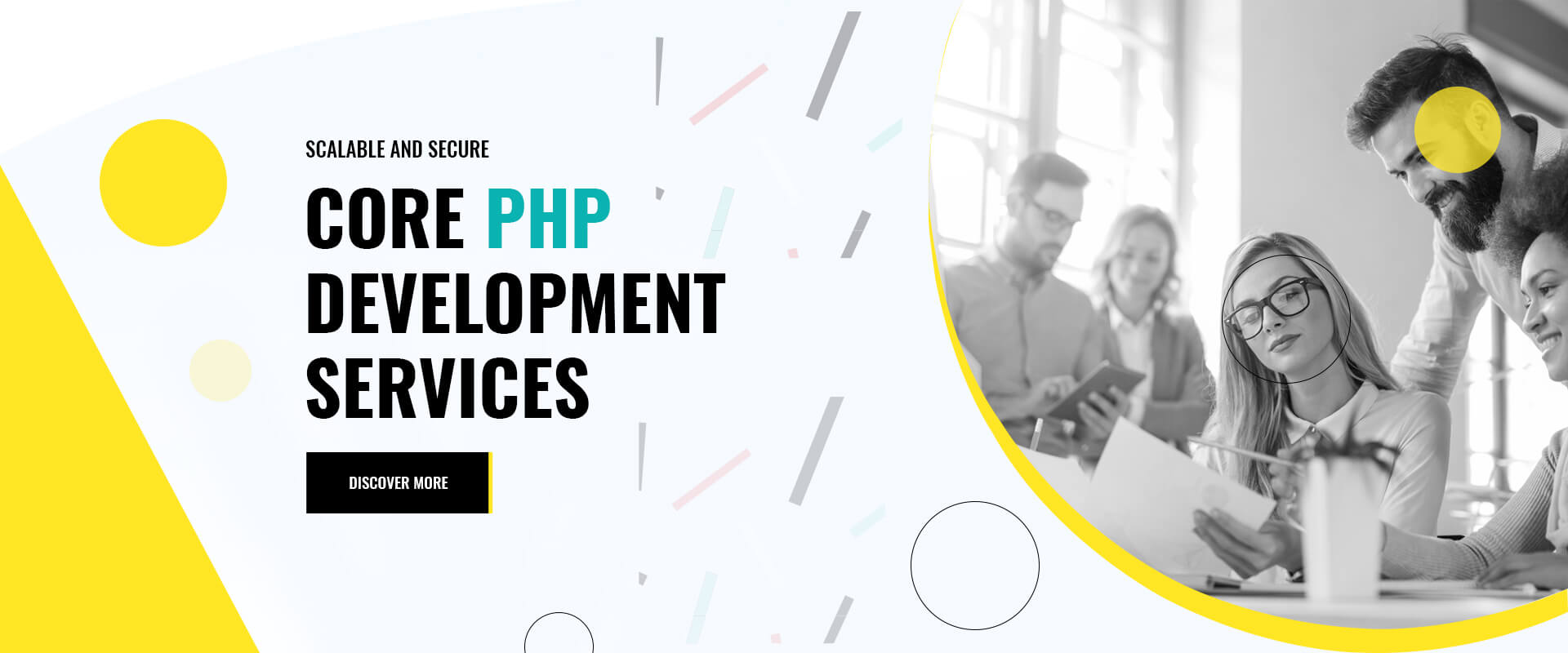 Core PHP Development Service