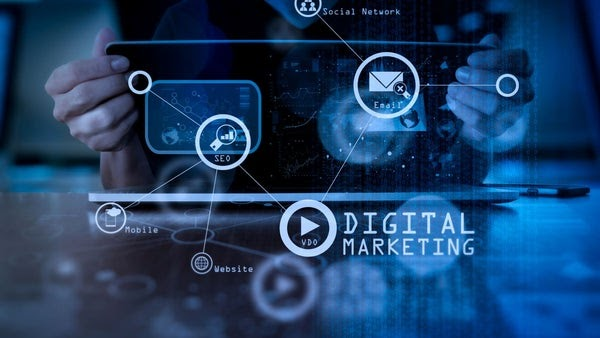 Grow your business using digital marketing services.